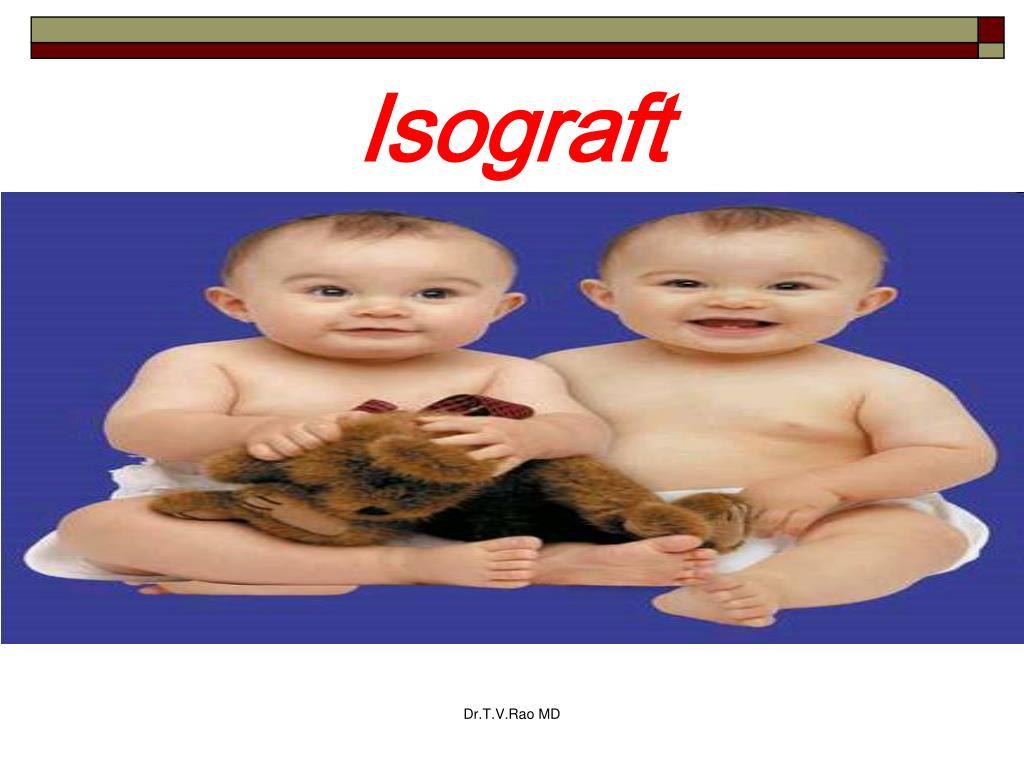 Isograft
