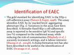 identification of eaec