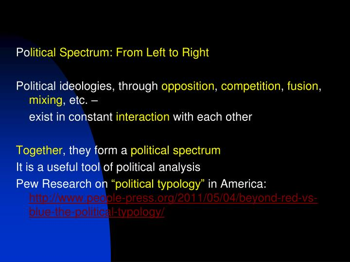 """political typologies essay Essay writing service the paper """"political typology"""" aims at studying the political typology obtained by taking the quiz on the website the results are."""