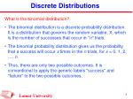 discrete distributions2