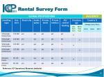 rental survey form15