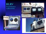 blrv ground station on boat deck