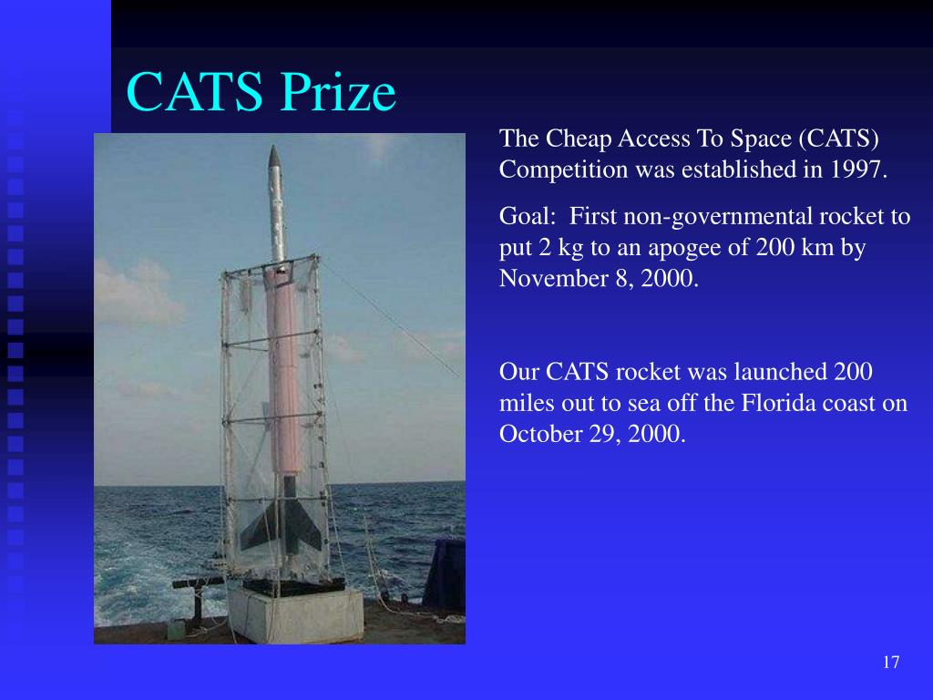 CATS Prize