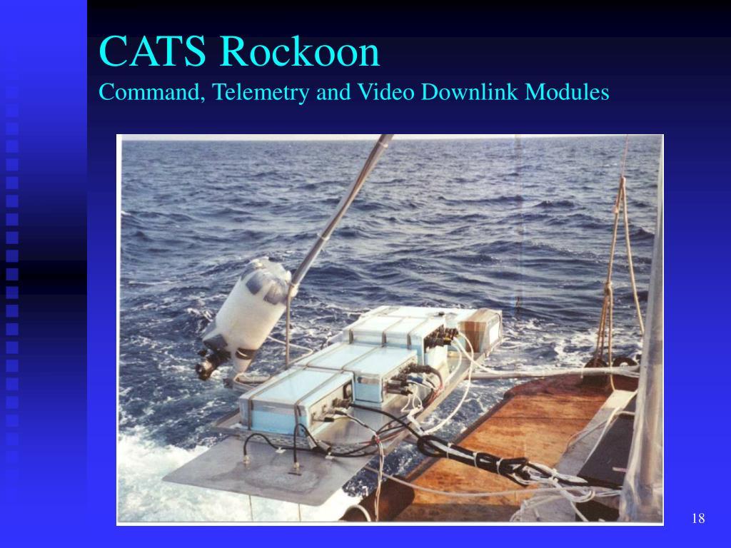 CATS Rockoon