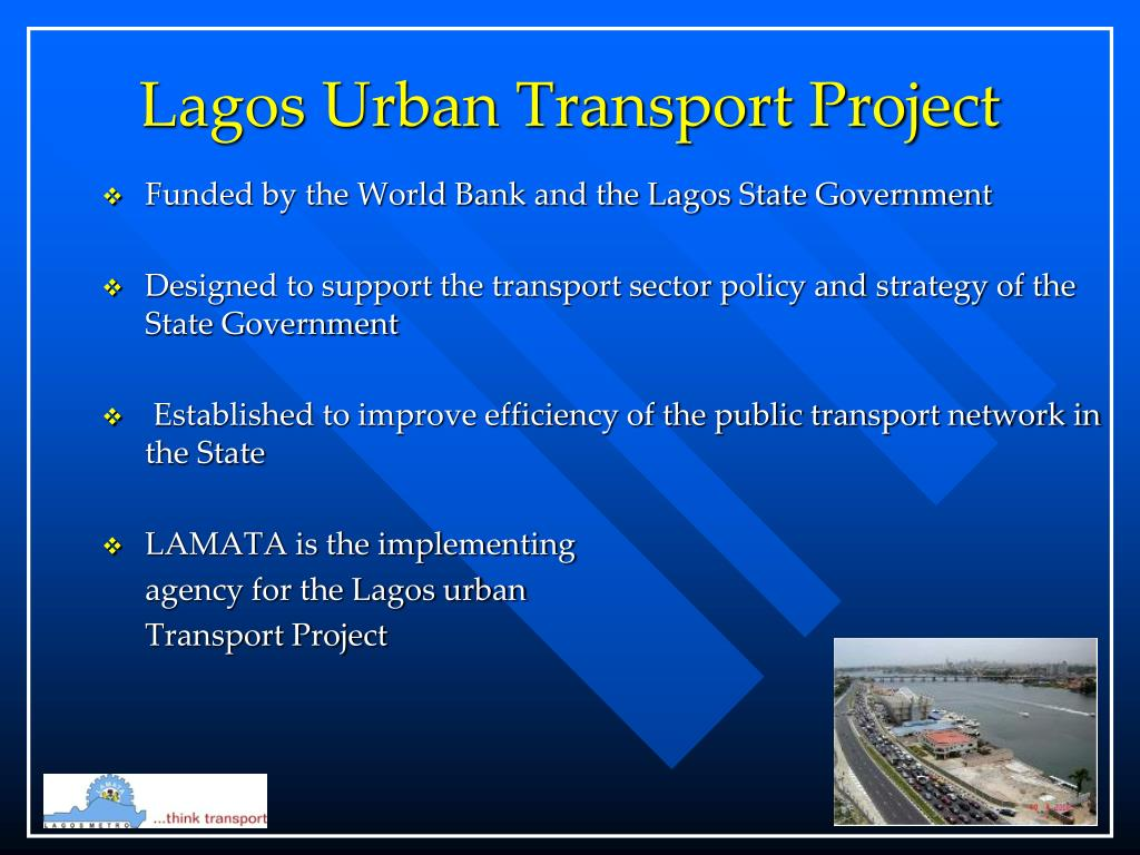 Lagos Urban Transport Project