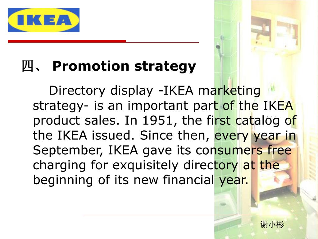 case 1 1 ikea s global strategy furnishing the world The ikea edge: building global growth building global growth and social good at the world's most the truth about ikea: how ikea built its global furniture.