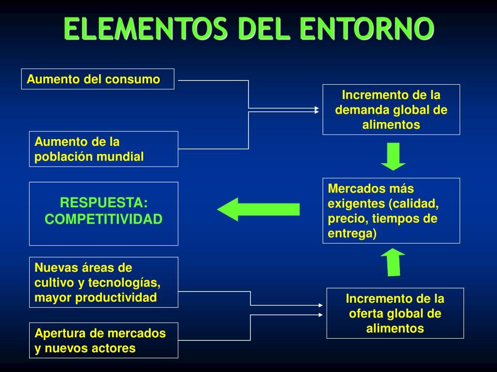 ELEMENTOS DEL ENTORNO