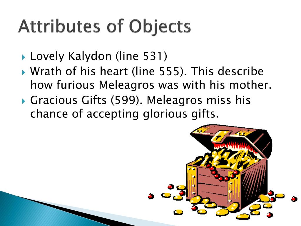 Attributes of Objects