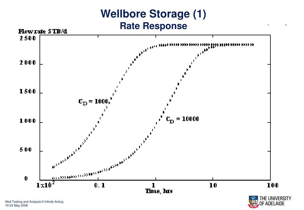 Wellbore Storage (1)