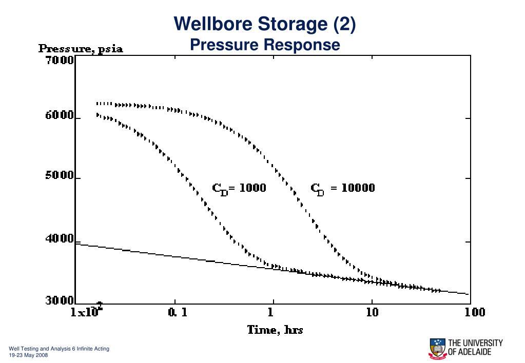 Wellbore Storage (2)