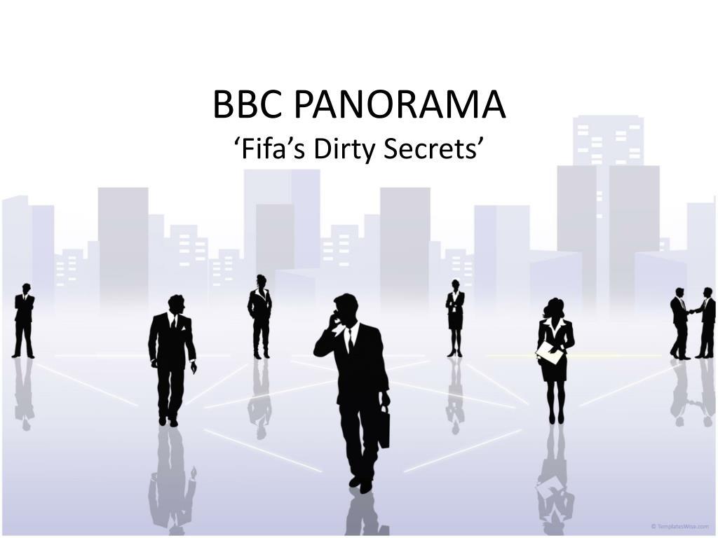 bbc panorama l.