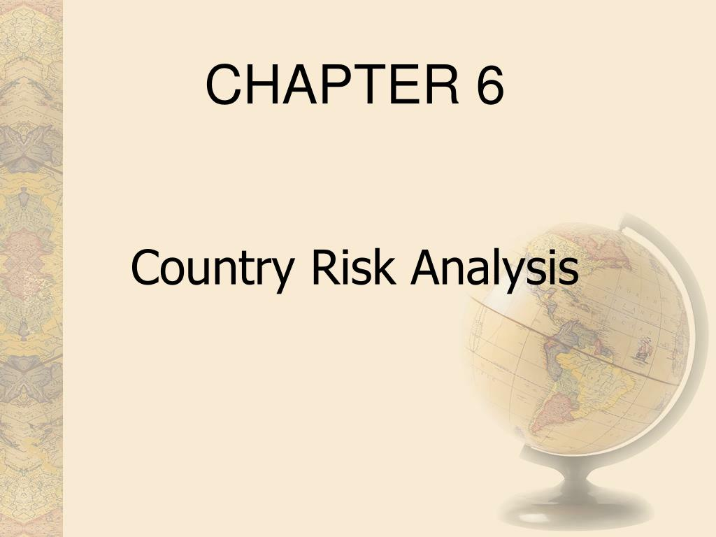 country risk analysis l.