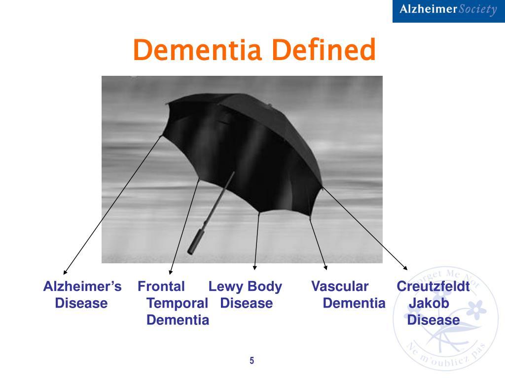 Alzheimer's    Frontal      Lewy Body     VascularCreutzfeldt