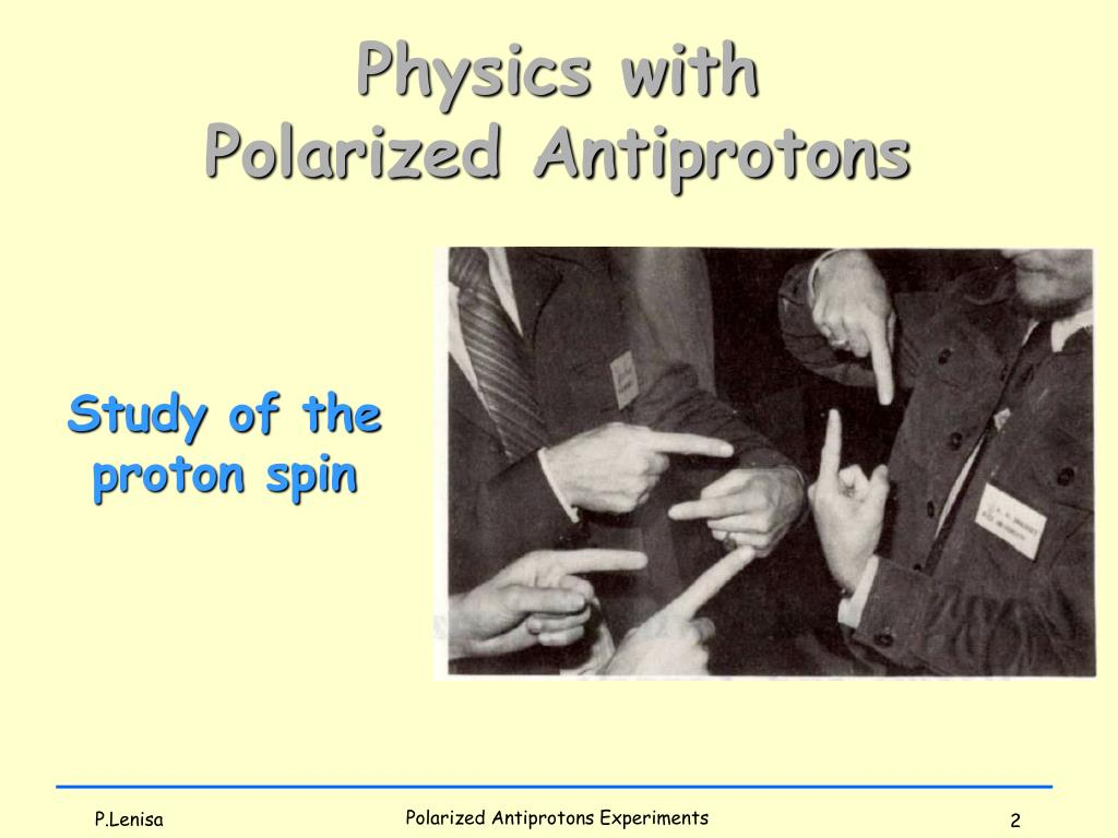 Physics with