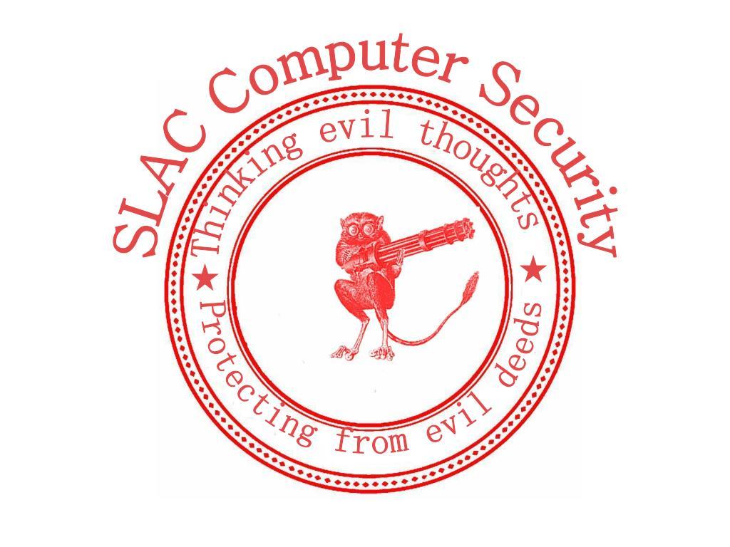 SLAC Computer Security