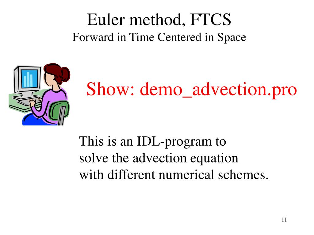 PPT - Numerical Integration of Partial Differential Equations (PDEs