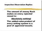 inspection observation replies13