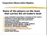 inspection observation replies8