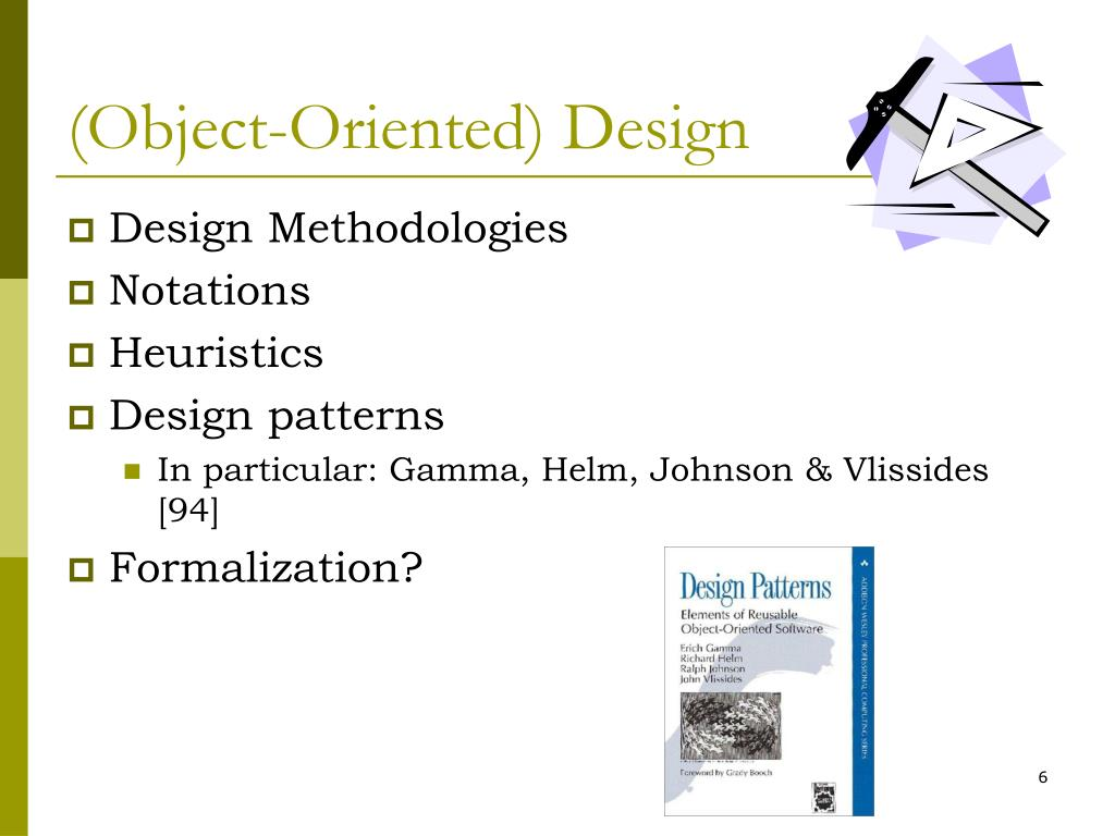 (Object-Oriented) Design