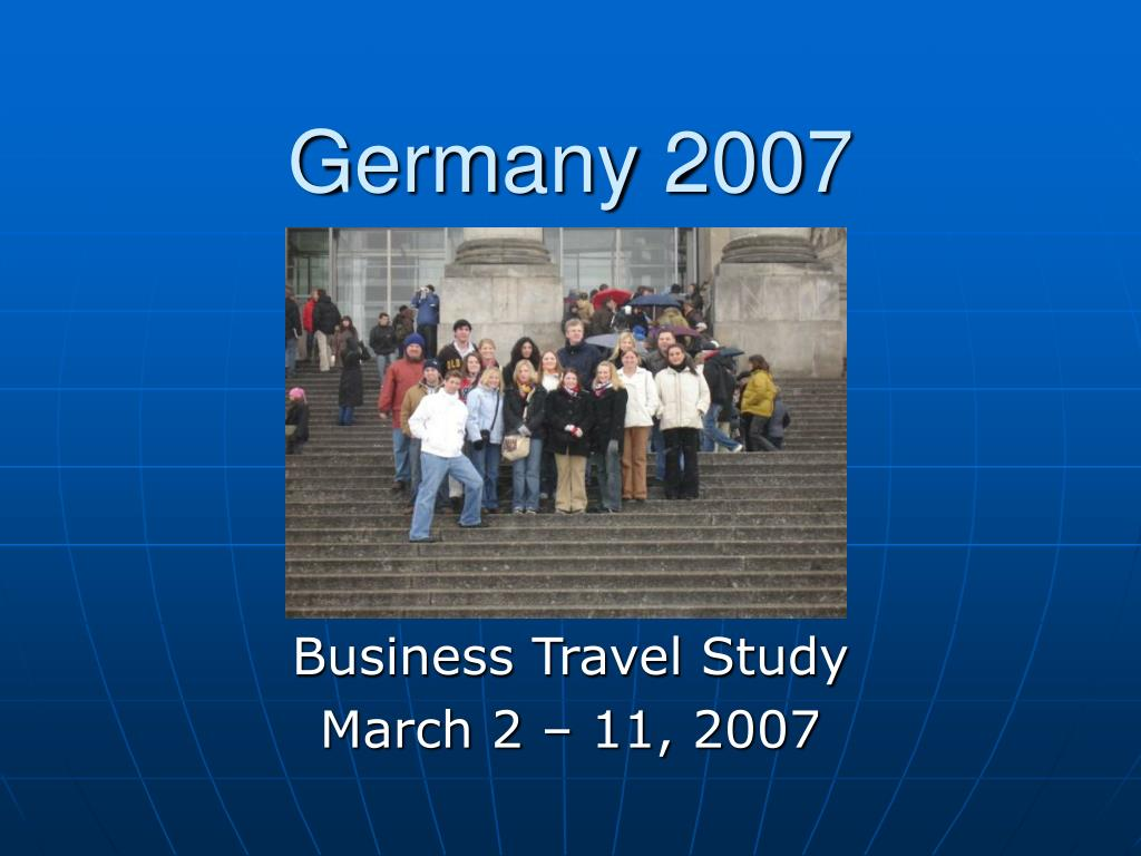 germany 2007 l.