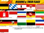 regions their flags