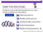 apply your knowledge19