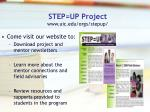 step up project www uic edu orgs stepup
