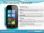standardized hardware