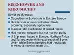 eisenhower and khrushchev57