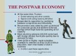 the postwar economy5