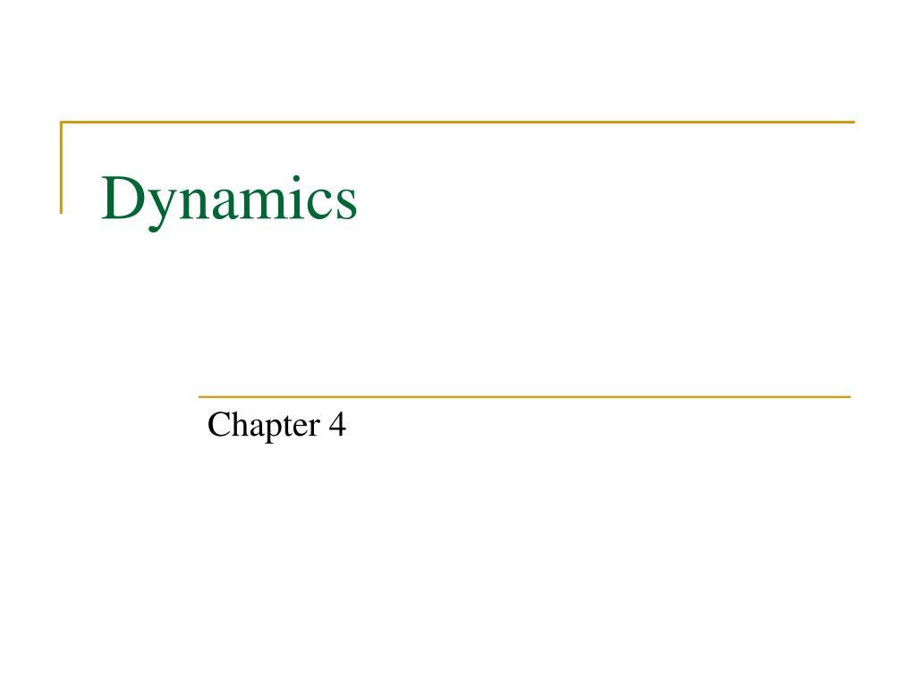 dynamics l.