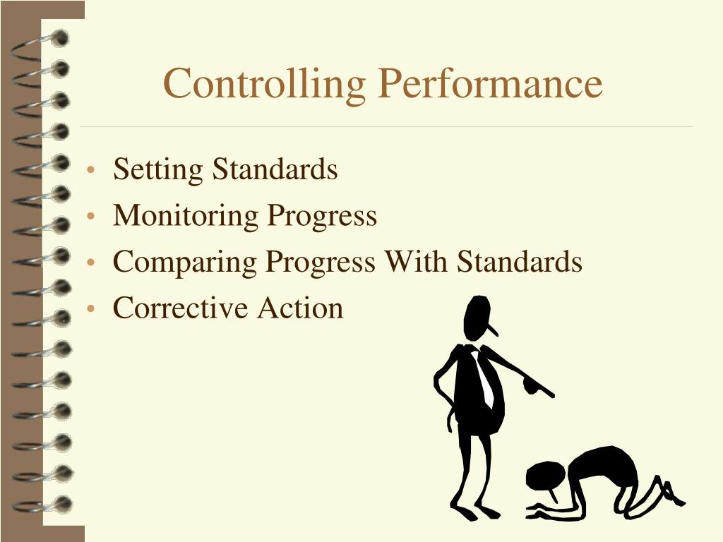 Controlling Performance