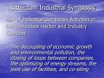 rotterdam industrial symbiosis7