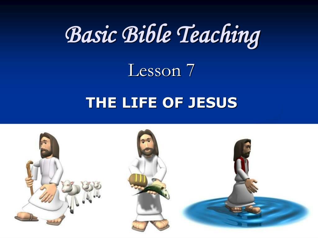 basic bible teaching l.