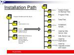 installation path19