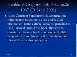 henkle v gregory 150 f supp 2d 1067 d nev 2001