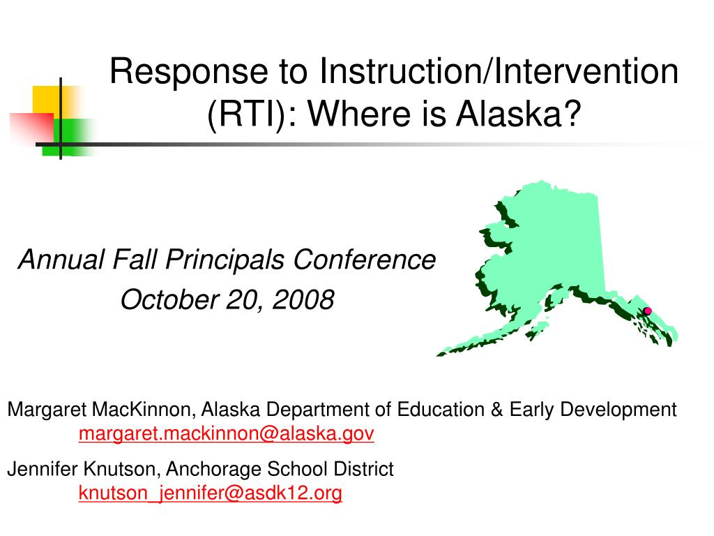 annual fall principals conference october 20 2008 l.