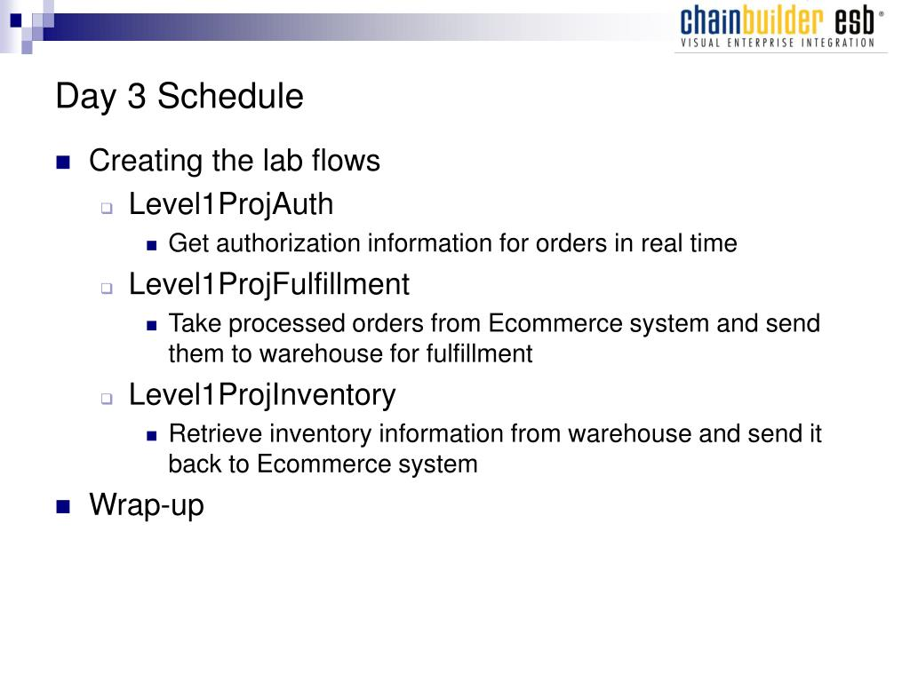 day 3 schedule l.