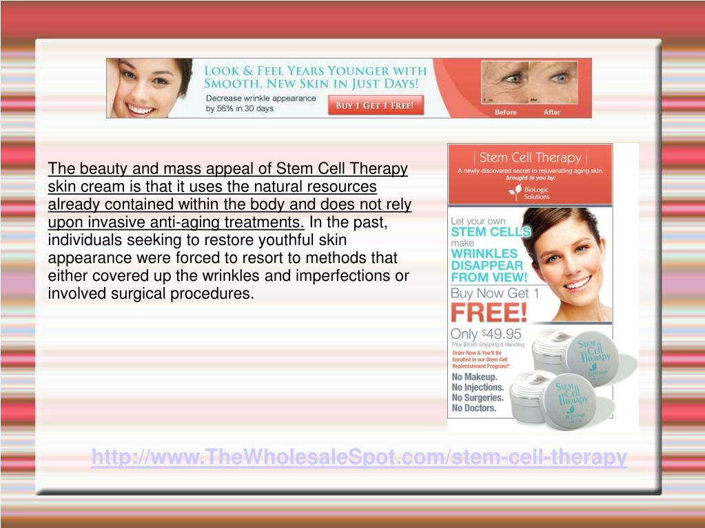 http://www.TheWholesaleSpot.com/stem-cell-therapy