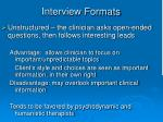 interview formats7