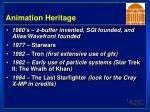 animation heritage39