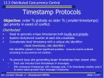 timestamp protocols17