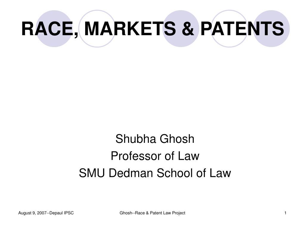 shubha ghosh professor of law smu dedman school of law l.