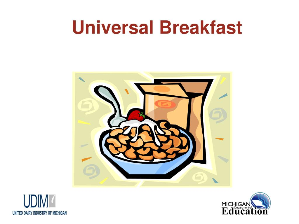 universal breakfast l.