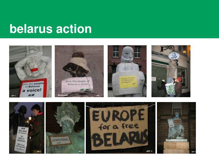 Belarus action