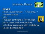 interview basics16