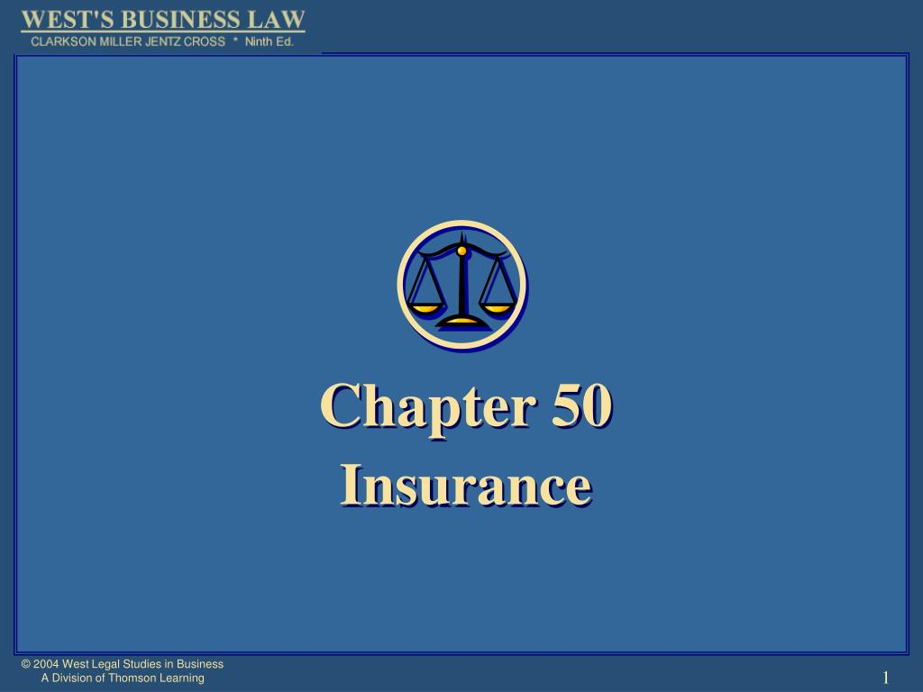 chapter 50 insurance l.