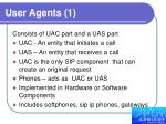 user agents 1