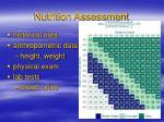 nutrition assessment35
