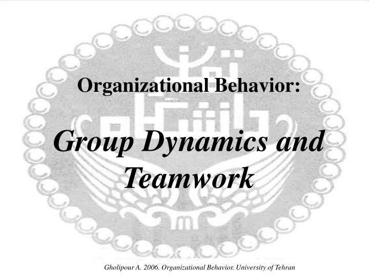 organizational behavior and group dynamics Organizational behavior and group dynamics what are some advantages and disadvantages of using formal and informal channels of communication how can managers use rumors to their benefit.